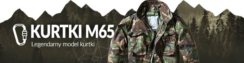 Kurtki M65