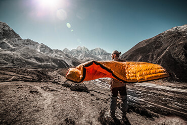 Get ready for the trip - part I - sleeping bag