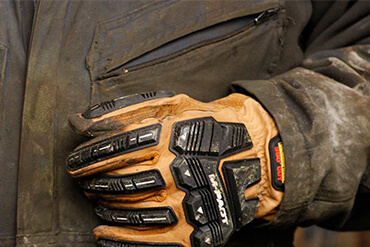 Mechanix Wear gloves - specialist and universal
