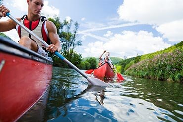 Canoeing in Lower Silesia - where?