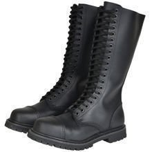 Surplus Boots Undercover 20 lace holes Black