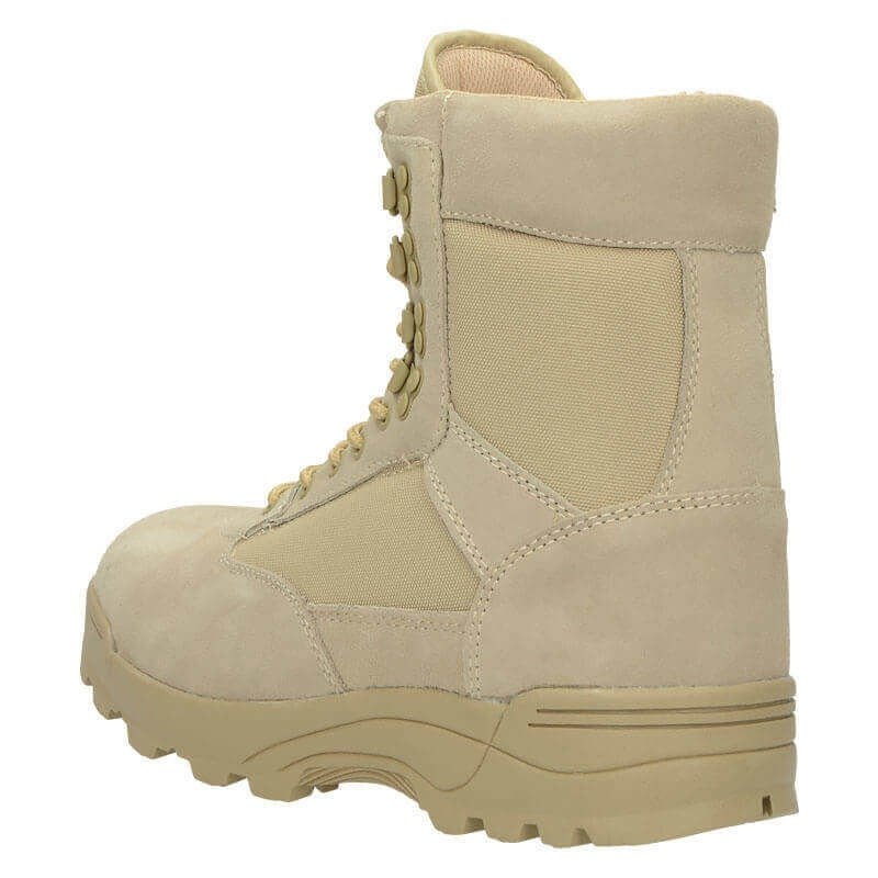 on sale 69505 94568 eng pl Brandit-Thinsulate-One-Zipper-Tactical-Boots-Khaki-17337 6.jpg