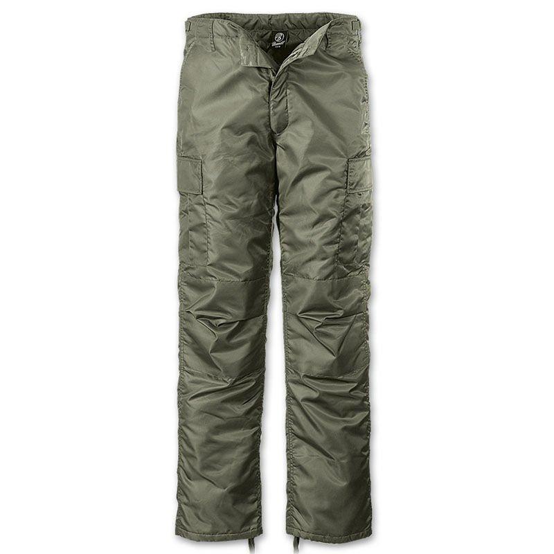 Brandit Winter M65 Thermopants Trousers Olive Drab  1944441b30b