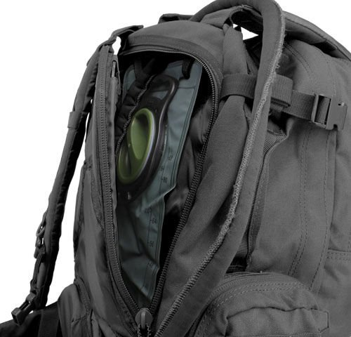 ... Condor Tactical Backpack 3-Day Assault Pack 50L Black e82fbe5138