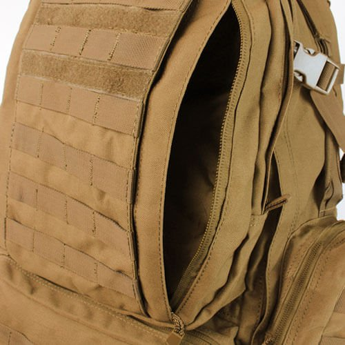 79f6afe7c5 ... Condor Tactical Backpack 3-Day Assault Pack 50L Coyote Brown ...