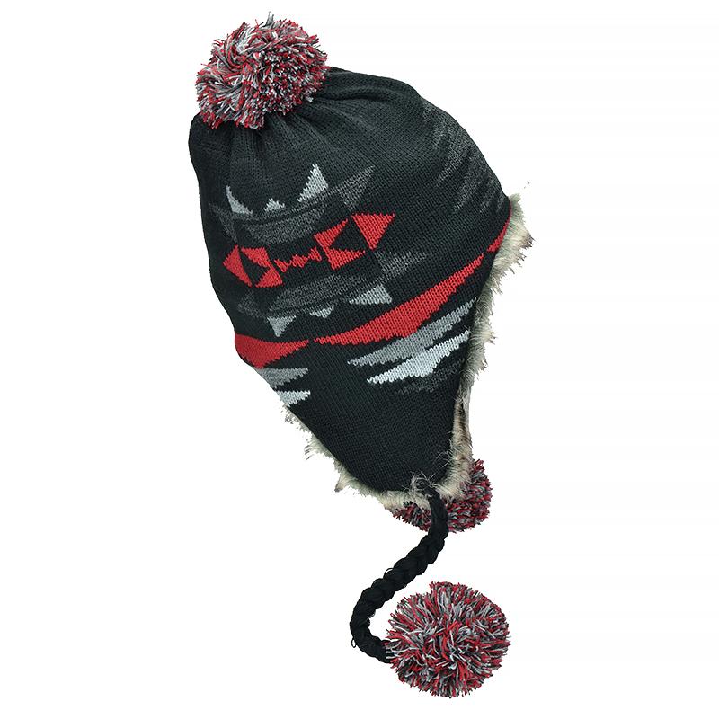 64090b5cc07 ... Fox Outdoor Peruvian Winter Hat Ica Red ...