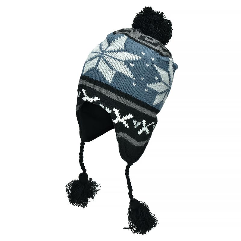 d056cefc953 Fox Outdoor Peruvian Winter Hat Lima Blue