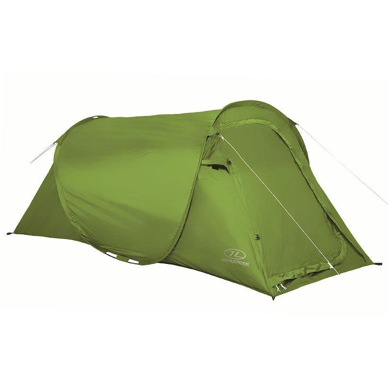 Highlander 2-person Tent Rapid Pitch Green  sc 1 st  Milworld & Highlander 2-person Tent Rapid Pitch Green | Sklep militarny ...