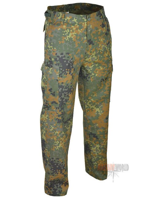 d5a28ec8fbfe2 Mil-Tec BDU Ranger Pants Flecktarn | Milworld