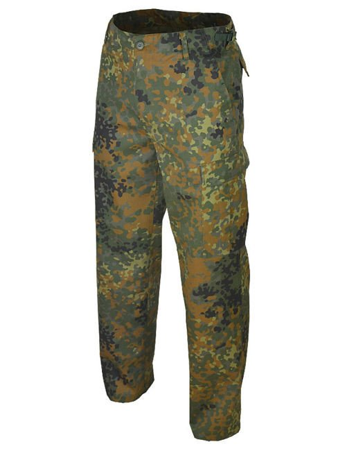 ad4acc6f2e0bbd Mil-Tec BDU Ranger Pants Flecktarn | Milworld