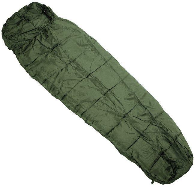 40a6508944 Mil-Tec Commando Military Sleeping Bag Olive