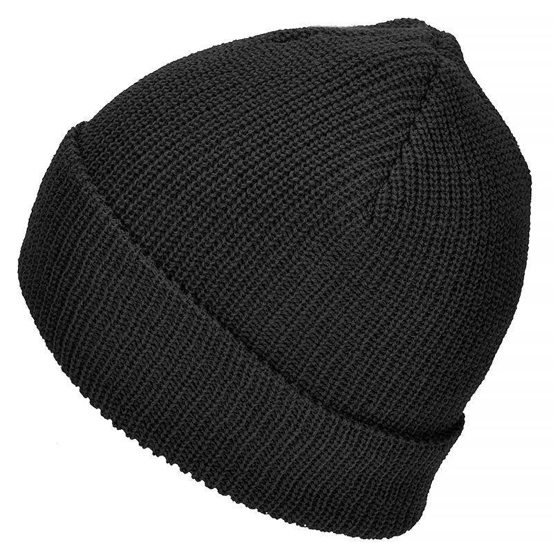 7cfc5af01ce Mil-Tec US Woolen Winter Hat Black