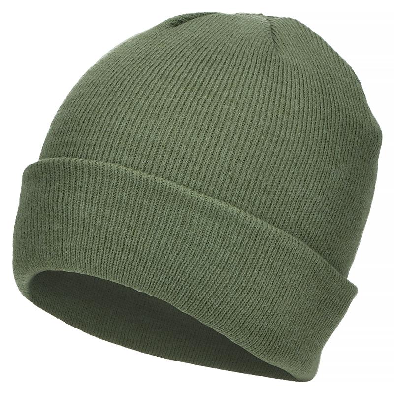 1cd3ab44c32 Mil-Tec Fine Knitwear Acrylic Winter Watch Cap Oliv