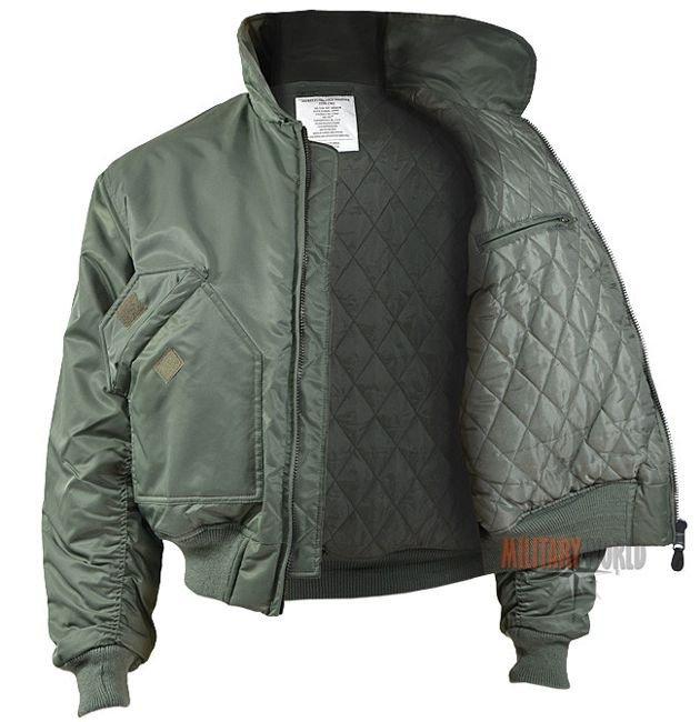 Mil-Tec Flek CWU Jacket Olive  52688f08f2