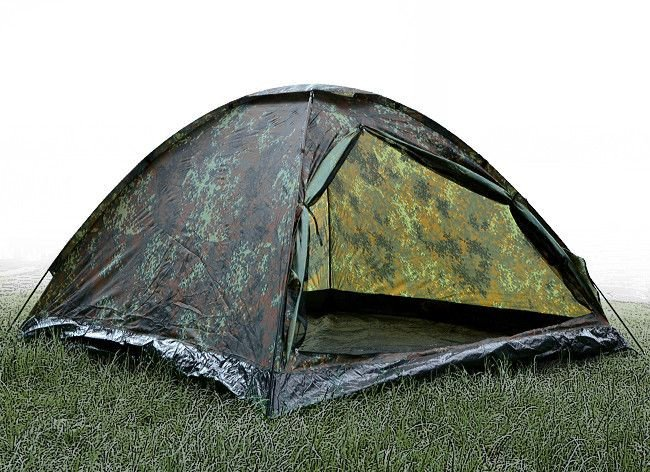 Mil-Tec Igloo Standard Tent for 3 People Flecktarn ...  sc 1 st  Milworld & Mil-Tec Igloo Standard Tent for 3 People Flecktarn | Sklep ...