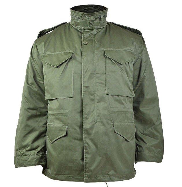 mil tec m65 jacket olive sklep militarny. Black Bedroom Furniture Sets. Home Design Ideas
