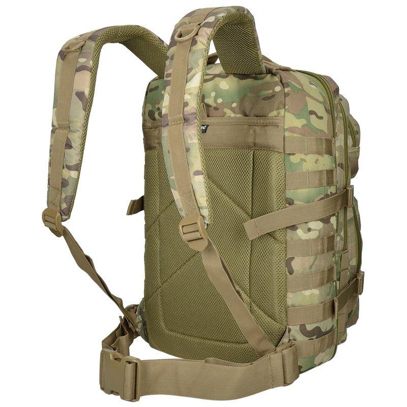 0244185e9ac9 Mil-Tec MOLLE Tactical Backpack US Assault Large Multicam