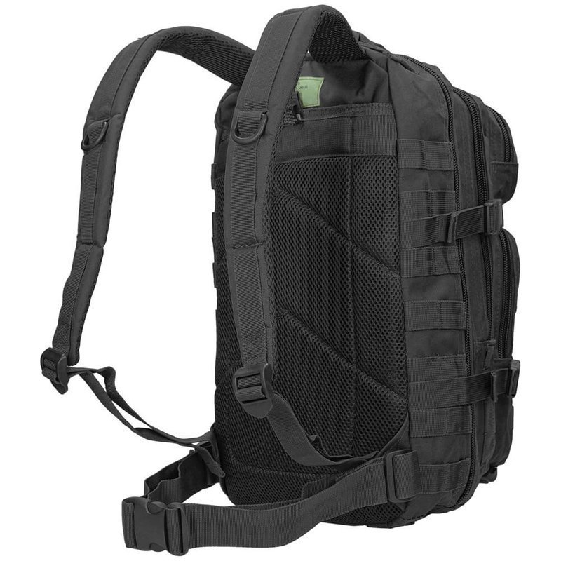 Mil-Tec MOLLE Tactical Backpack US Assault Small Black   Milworld c7a0292aeb