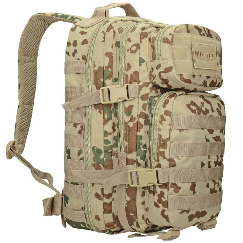 Mil-Tec MOLLE Tactical Backpack US Assault Small Tropcal   Milworld c48e38aa37