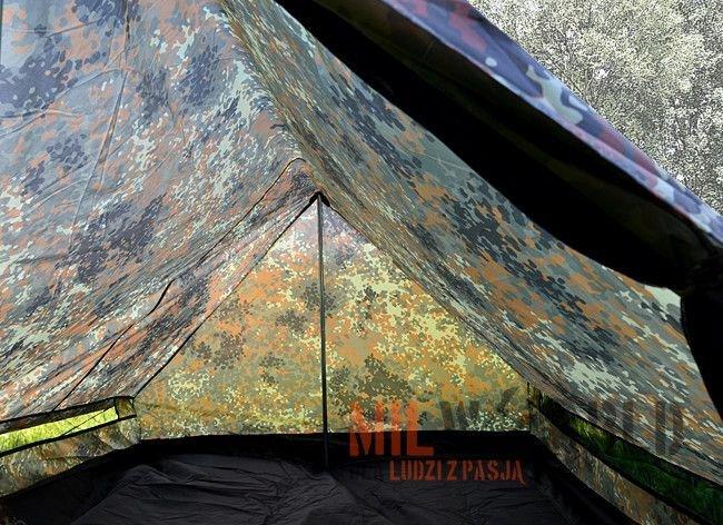 Mil-Tec ZWEIMANNZELT MINI PACK STANDARD MULTITARN Zelt Outdoor Camping