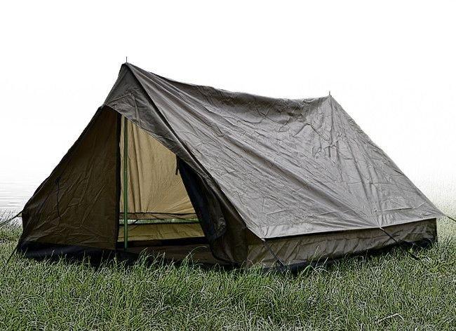 Mil-Tec Mini Pack Super Tent for 2 People Olive ...  sc 1 st  Milworld & Mil-Tec Mini Pack Super Tent for 2 People Olive | Milworld