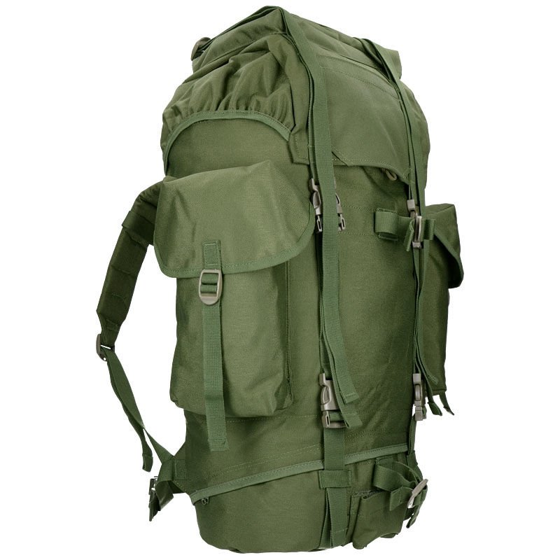 8e6ea2b9370cf Mil-Tec Tactical Rucksack Combat 65L Olive | Milworld