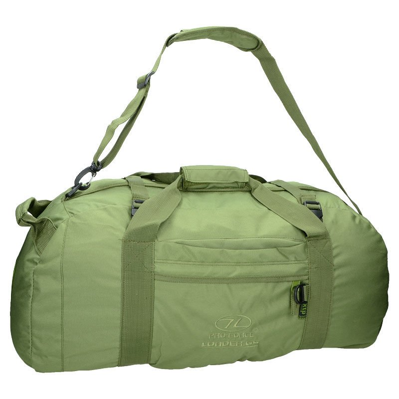 Pro-Force Bag Holdalls Loader 65L Olive  68ae1c239