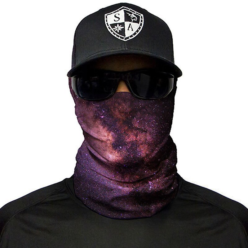 Galaxy Company: SA Co. Face Shield™ Galaxy