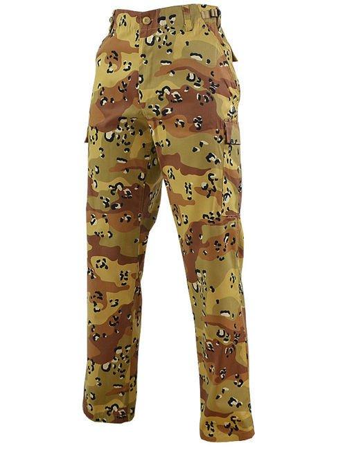 73681802180 Surplus Pants BDU Desert 6-color ...