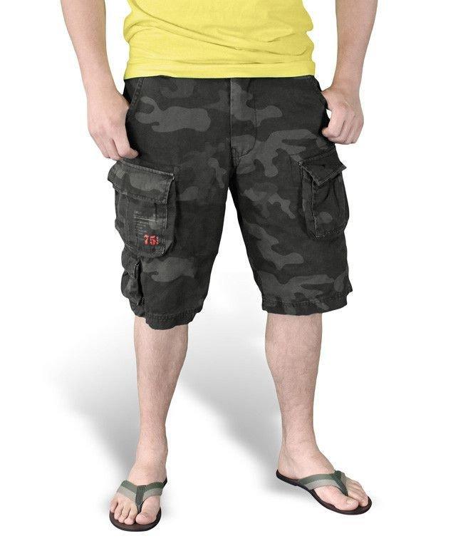 ... Surplus Shorts Trooper Black Camo ... 4cfa01d3e9e