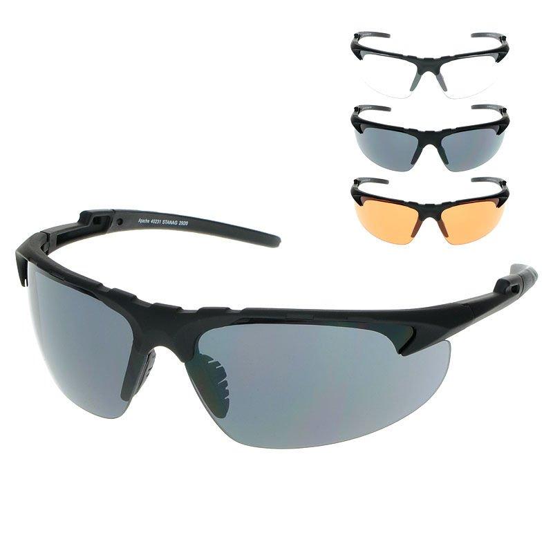 12d774243f Swiss Eye Tactical Glasses Apache + 3 Colour lenses