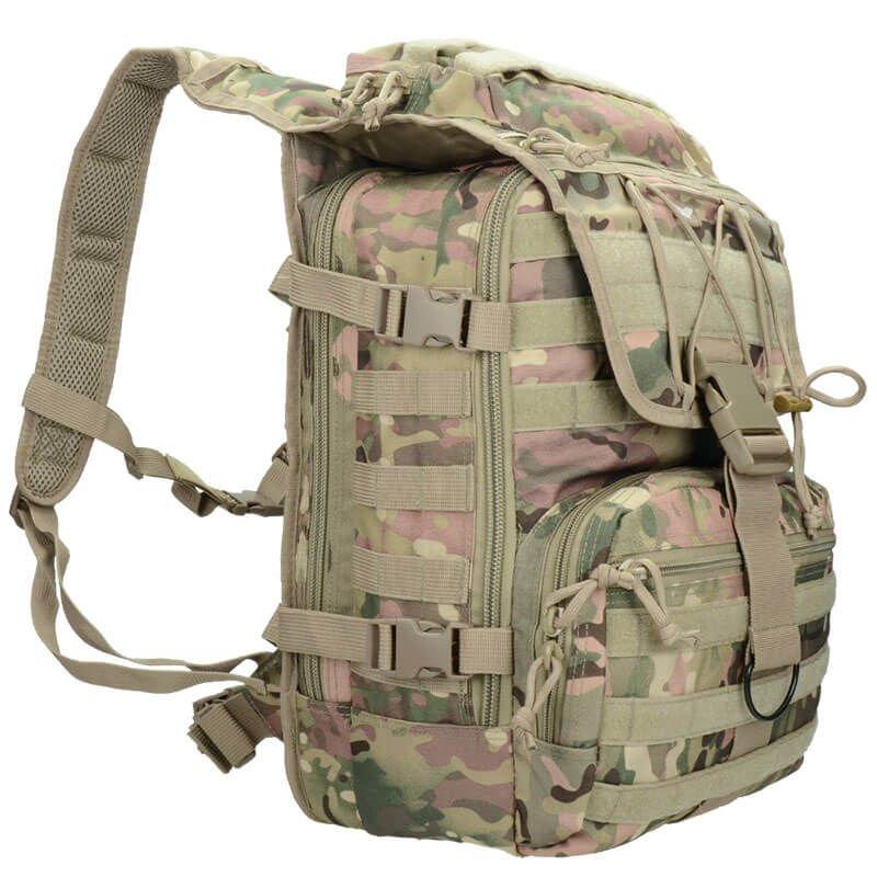 Texar Tactical Backpack Tr 35l Mc Camo 81a5618546