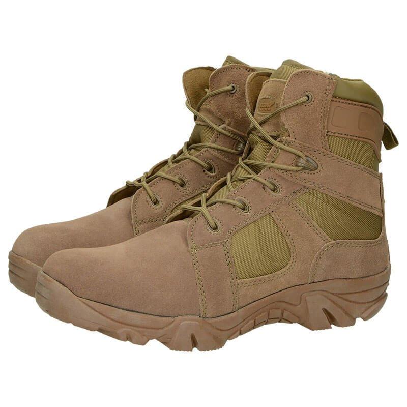 Texar Tactical Boots Militär Armee Outdoor Kampf Stinger 3//4 Coyote