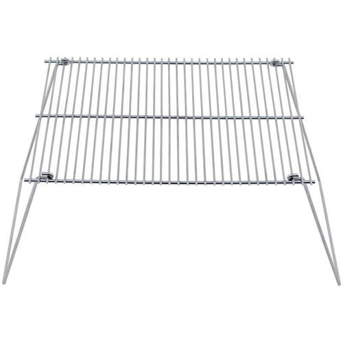 Fox Outdoor Grill Grate Foldable Silver
