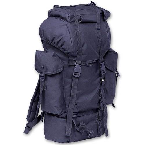 Brandit BW Kampfrucksack Backpack 65L Navy