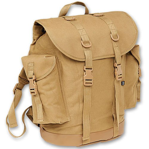 Brandit Jäger BW Hunting Backpack 47L Camel