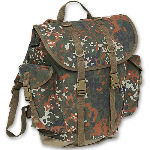 Brandit Jäger BW Hunting Backpack 47L Flecktarn