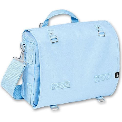 Brandit Large Shoulder Bag BW Light Blue