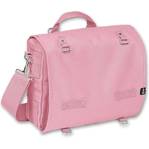 Brandit Large Shoulder Bag BW Pink