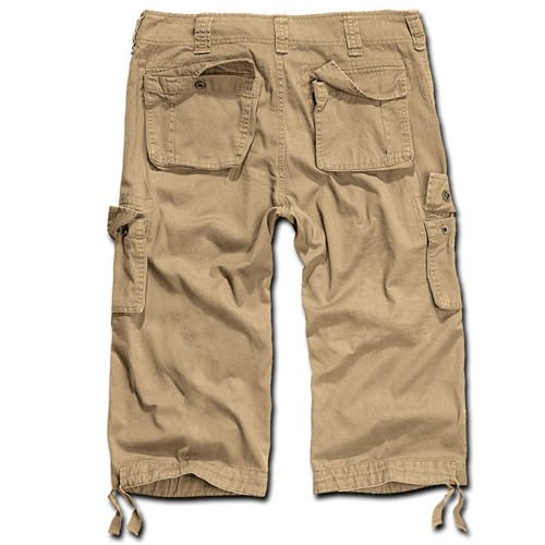 Brandit M65 3/4 Urban Legend Shorts Beige
