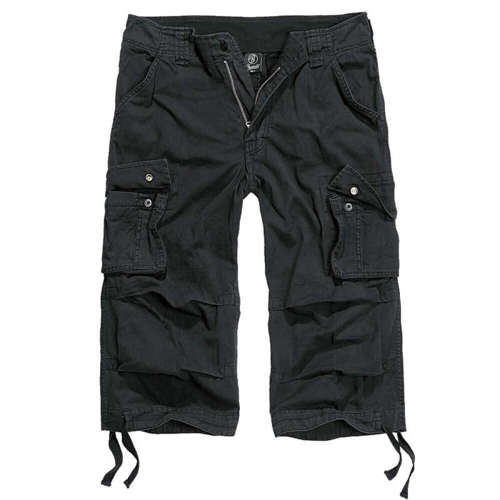 Brandit M65 3/4 Urban Legend Shorts Black