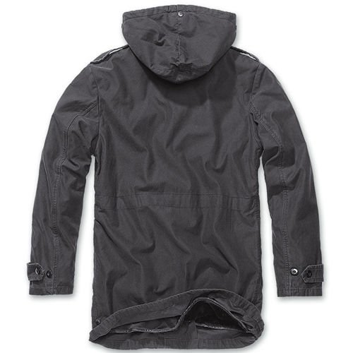 Brandit Military BW Parka Black
