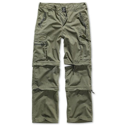 Brandit Savannah 3in1 Trekking Trousers Olive Drab