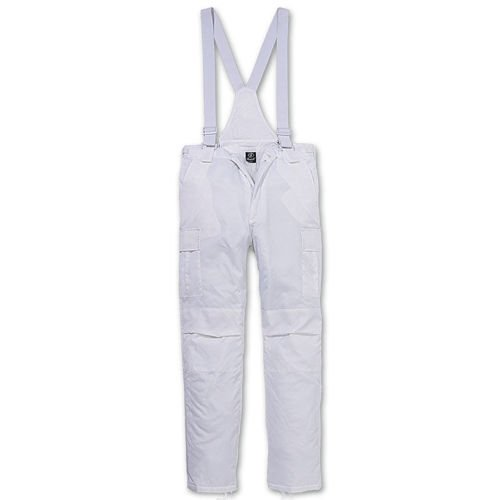 Brandit Thermo Next Generation Dungarees White