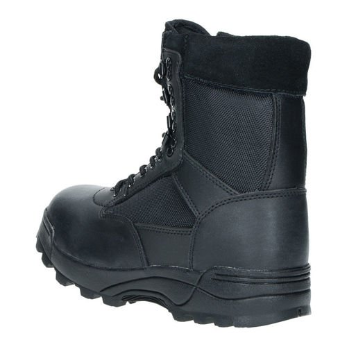 Brandit Thinsulate One Zipper Tactical Boots Black