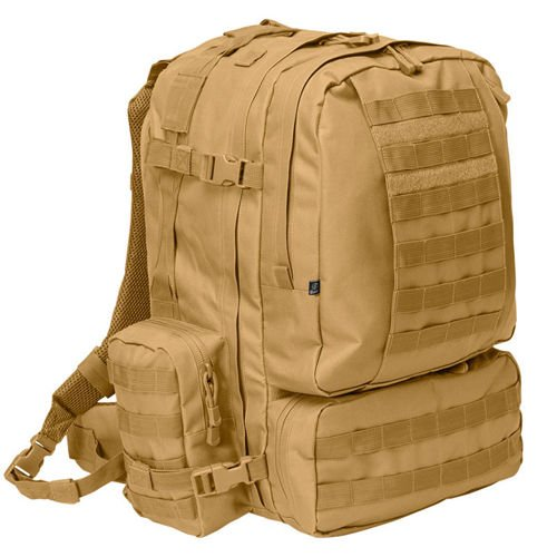 Brandit US Cooper 3-Day Pack Backpack 50L Camel