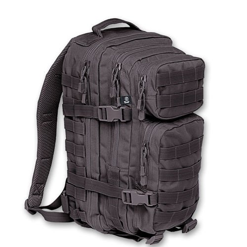 Brandit US Cooper Tactical Backpack 25L Black