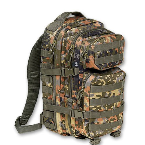 Brandit US Cooper Tactical Backpack 25L Flecktarn