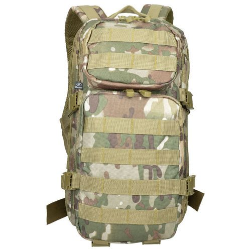 Brandit US Cooper Tactical Backpack 25L Tactical Camo
