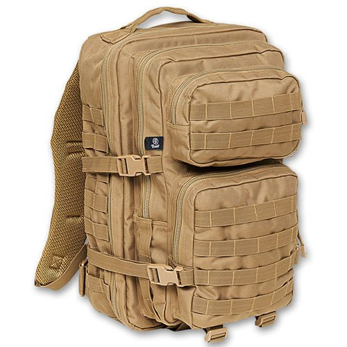 Brandit US Cooper Tactical Backpack 40L Camel
